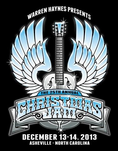25th Annual Warren Haynes Christmas Jam