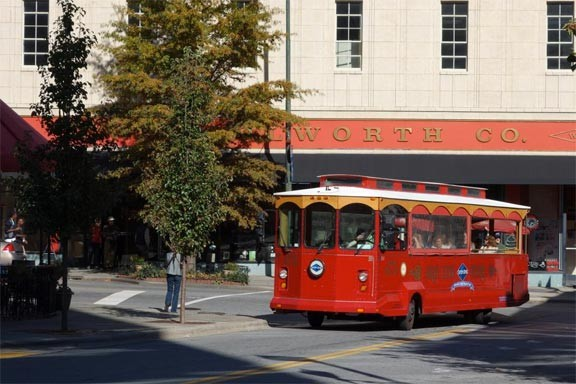Trolley Tours of Asheville