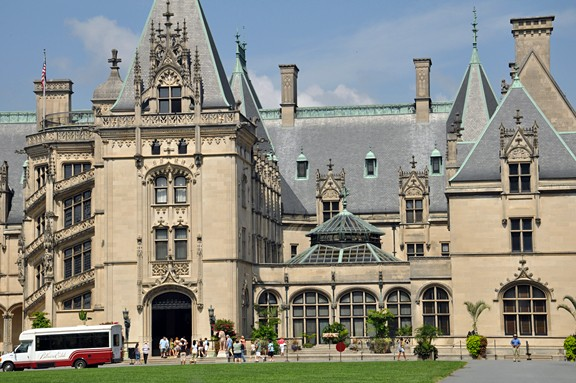 Biltmore Winery Tour