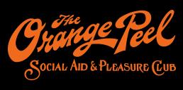 The Orange Peel Social Aid and Pleasure Club logo