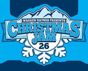 Warren Hayes Christmas Jam 2014