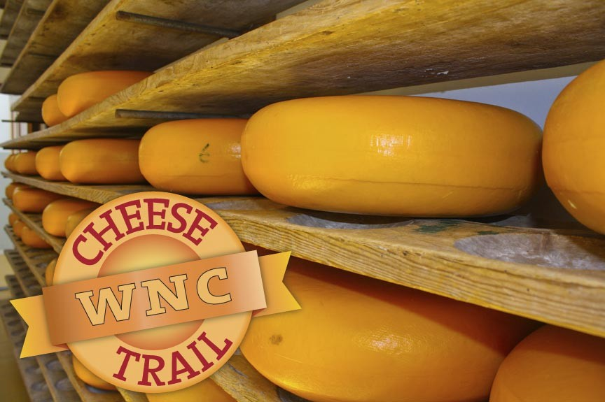 Explore the WNC Cheese Trail