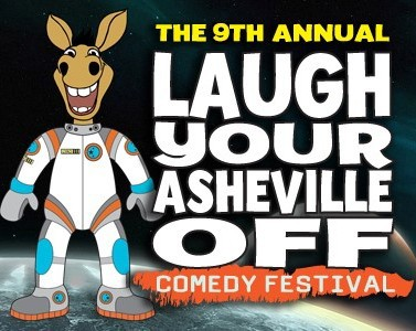 Laugh Your Asheville Off 2015