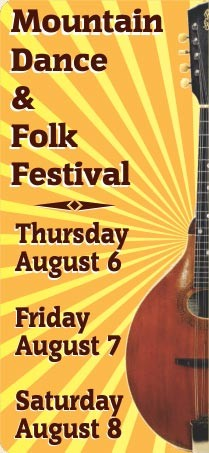 Mountain Dance and Folk Festival 2015