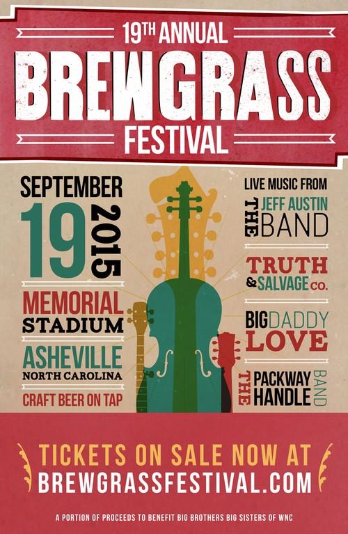 NC Brewgrass Festival 2015
