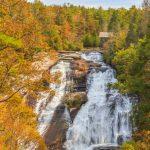 High Falls in Autumn