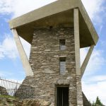 Lookout Tower at Mount Mitchell, North Carolina