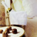 bedside chocolates