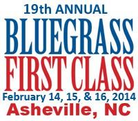 Bluegrass First Class 2014