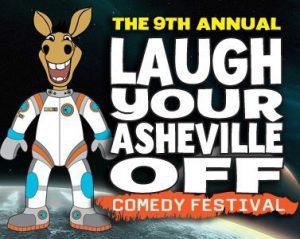 Laugh Your Asheville Off 2015