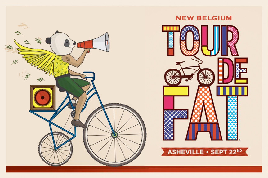 Asheville Tour de Fat 2018