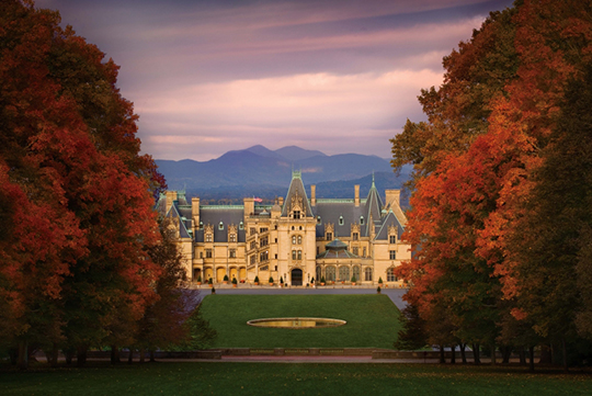 Biltmore Estate Fall Photo Credit: The Biltmore Co.