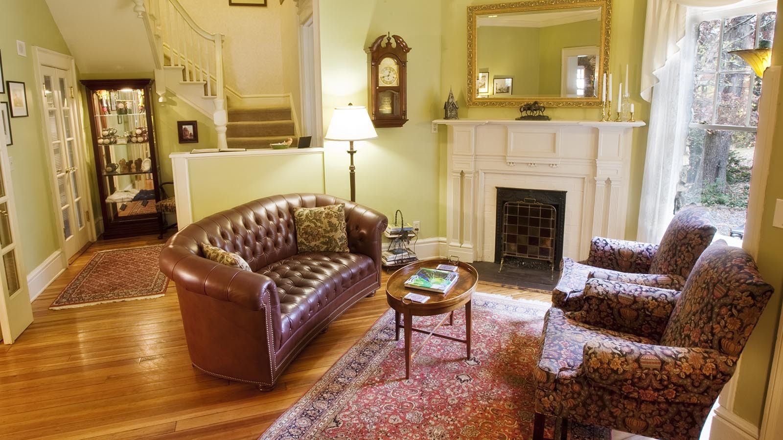 North Lodge Parlor
